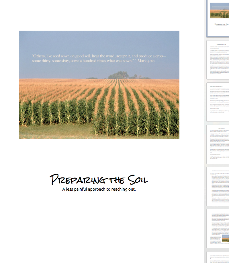 "Download the ""Preparing the Soil"" ebook."