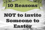 10 Reasons Not