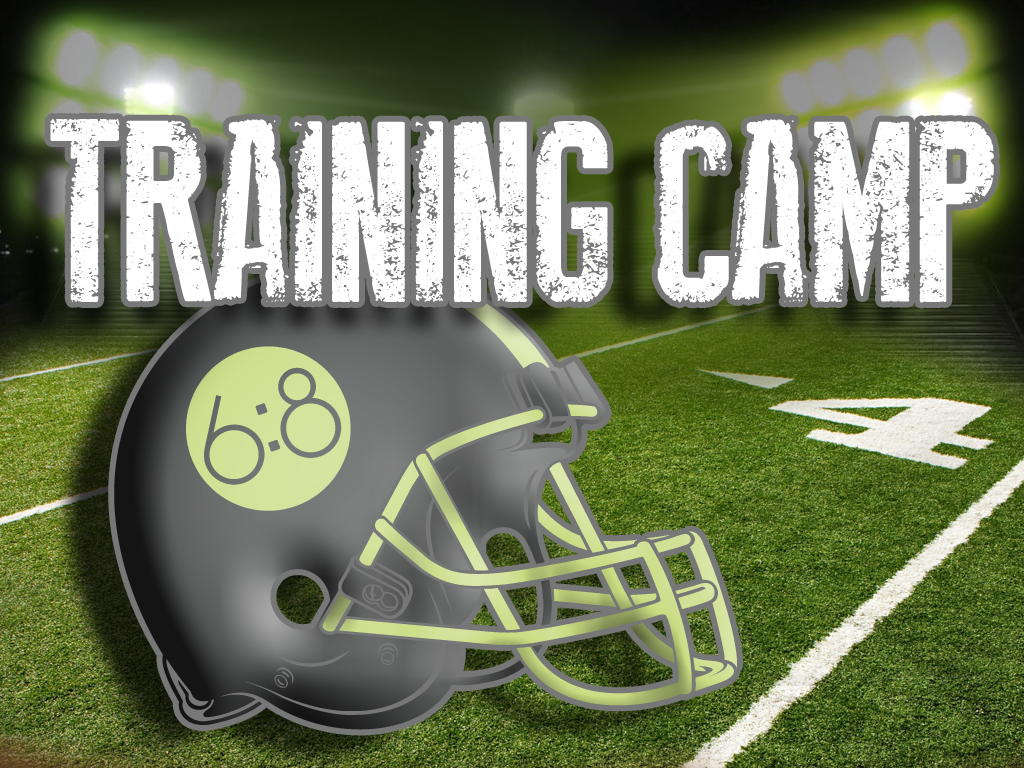 Training Camp, Part 1: Driven By Purpose