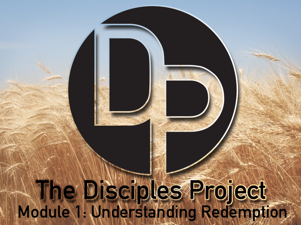 The Disciples Project, Part 1: Justification & Adoption