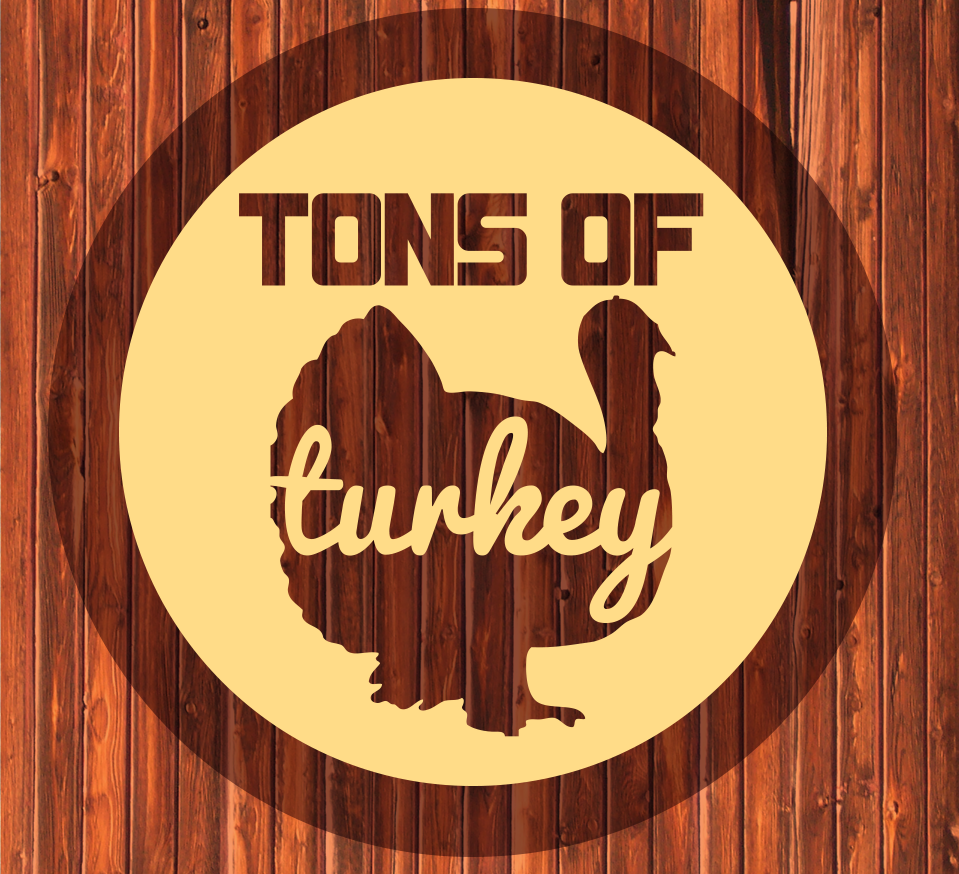 Tons of Turkey
