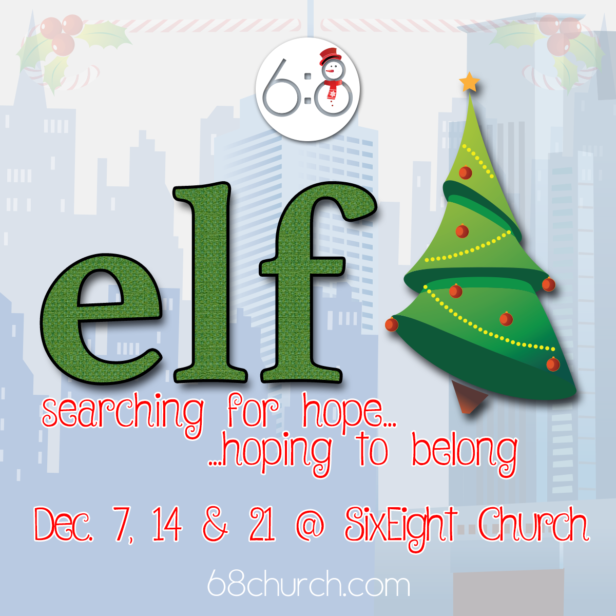 Elf, Part 1: A Place To Belong
