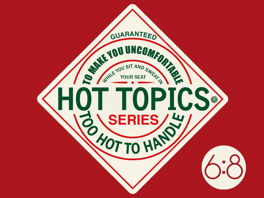 Hot Topics, Part 2: Racial Reconciliation
