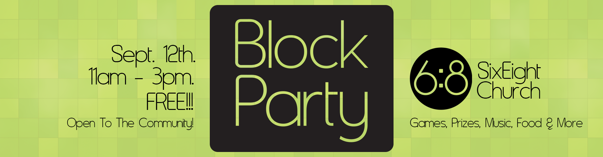 Block Party 2015