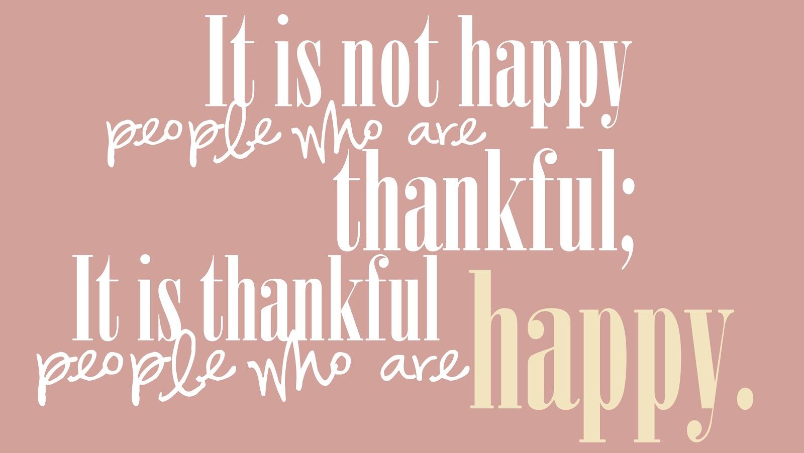 Grateful People