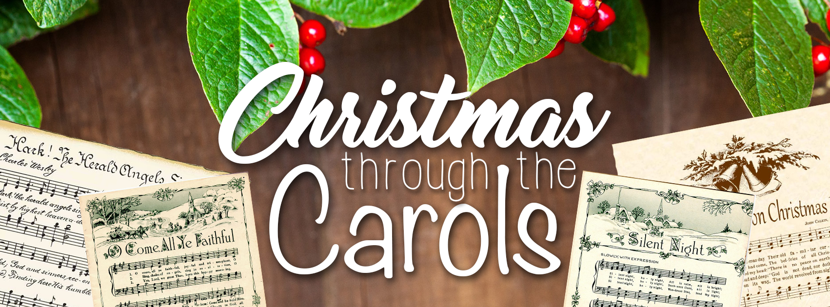 Christmas Through The Carols, Part 1: O Come, O Come Emmanuel