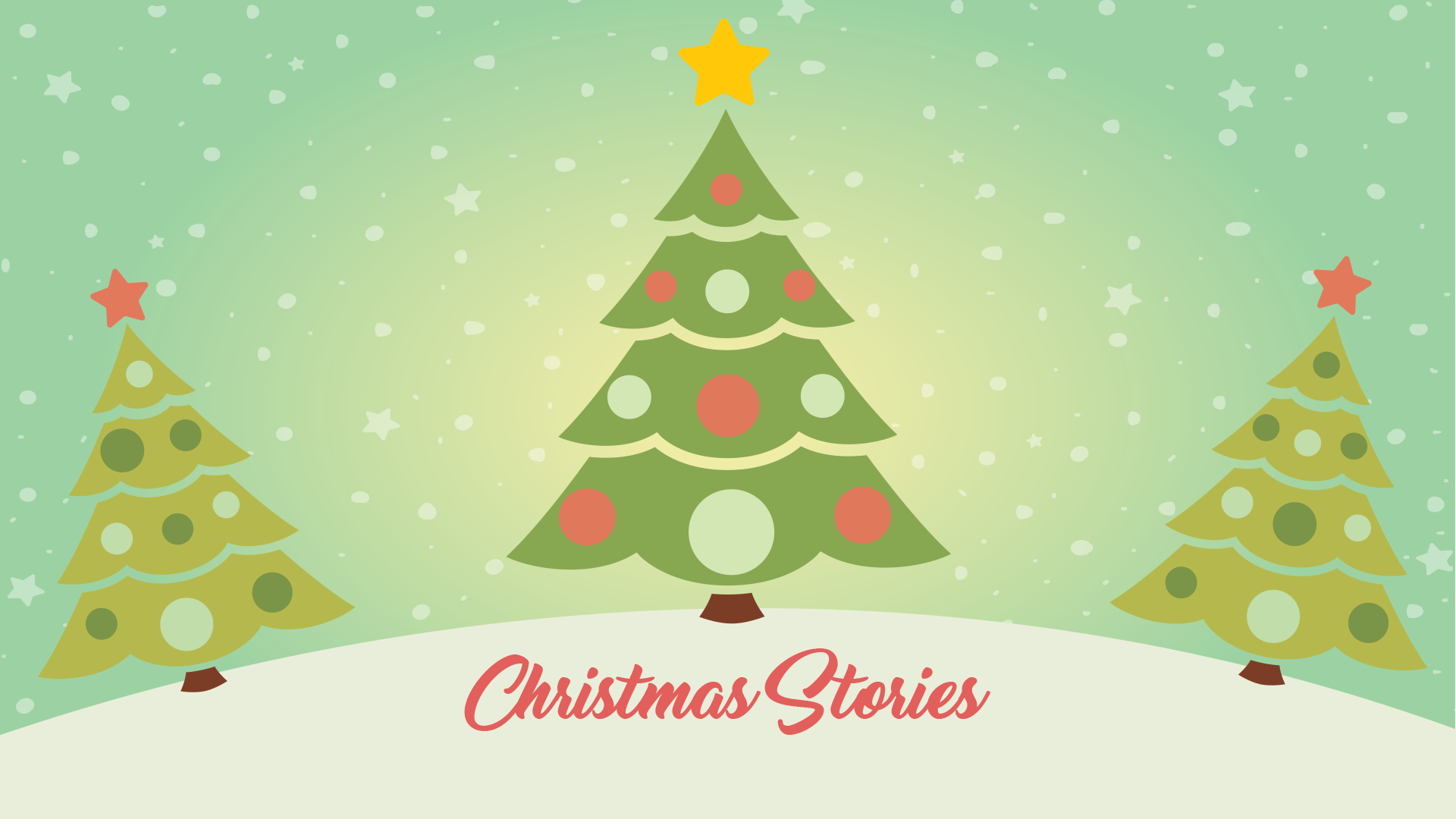 Christmas Stories, Part 4: Joy (The Greatest Story Ever Told)