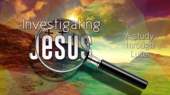 Investigating Jesus, Vol. 3, Part 10: Luke 6:37-42