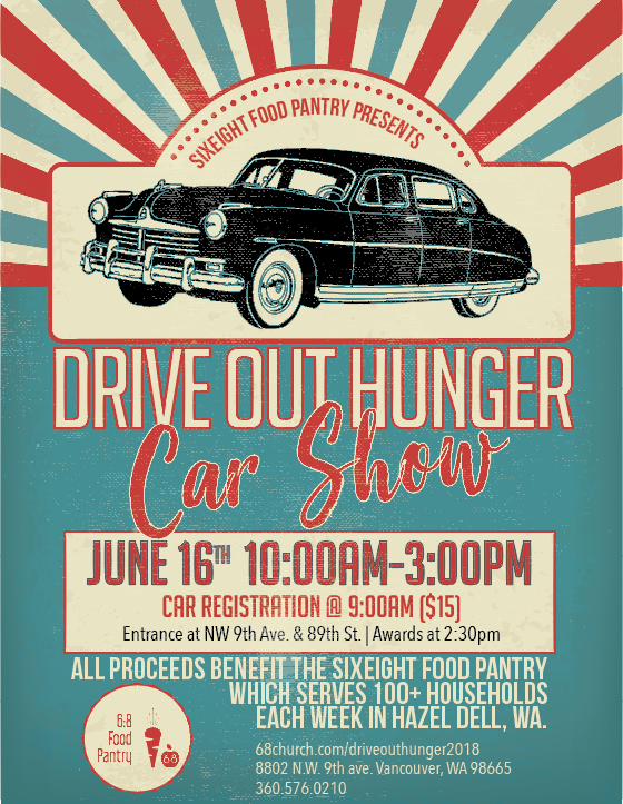 Drive Out Hunger 2018