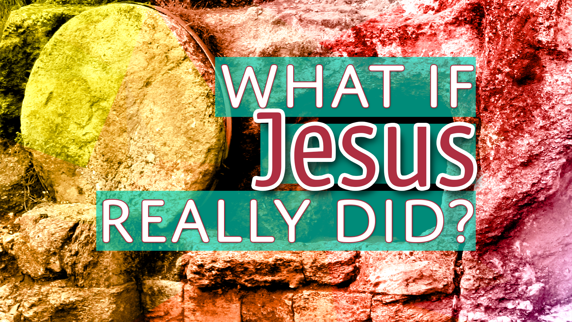 What if Jesus really did?