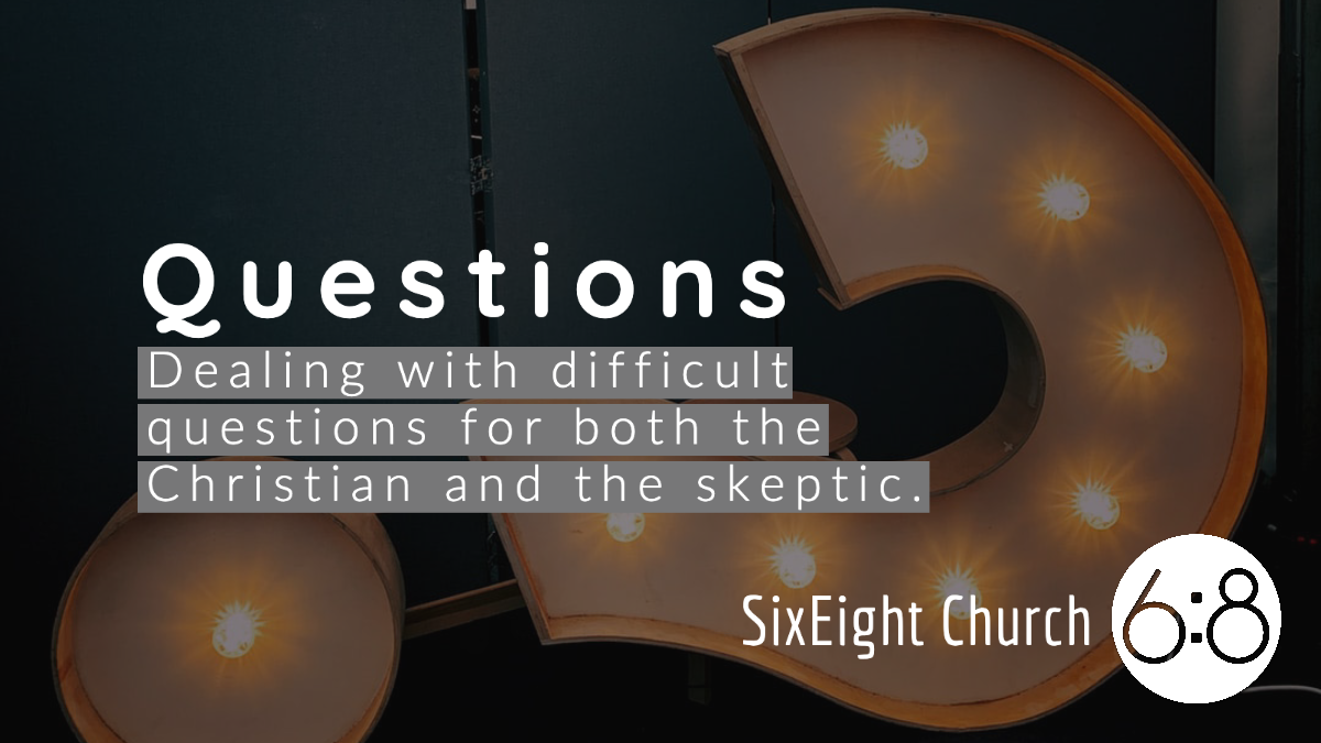 Questions Podcast, Episode 002: Is the Bible Really Trustworthy?