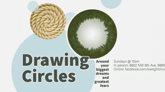 Drawing Circles, Part 1: What Is Your Jericho?