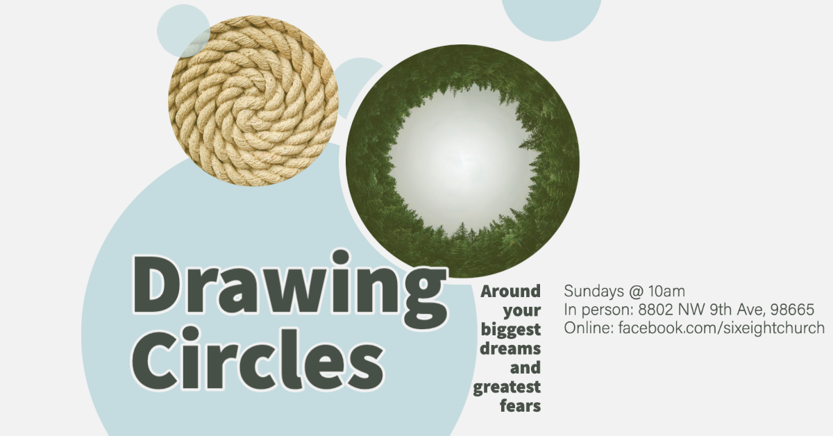 Draw The Circle, Part 4: Think Long