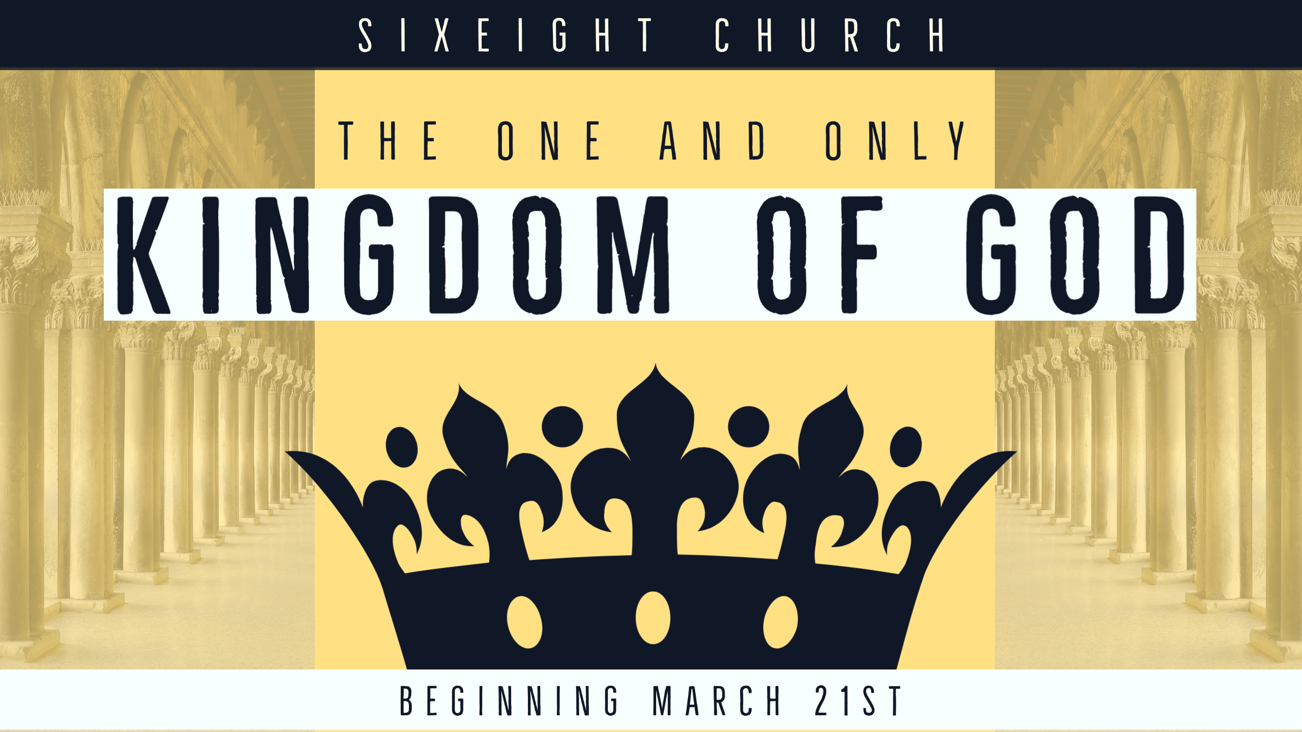 The One And Only Kingdom of God