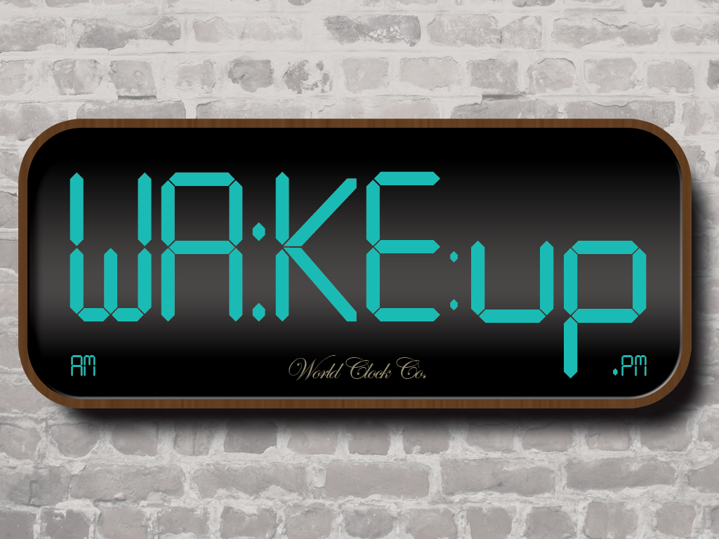 Wake Up! From Consumerism to Service – Message – 06-23-2013
