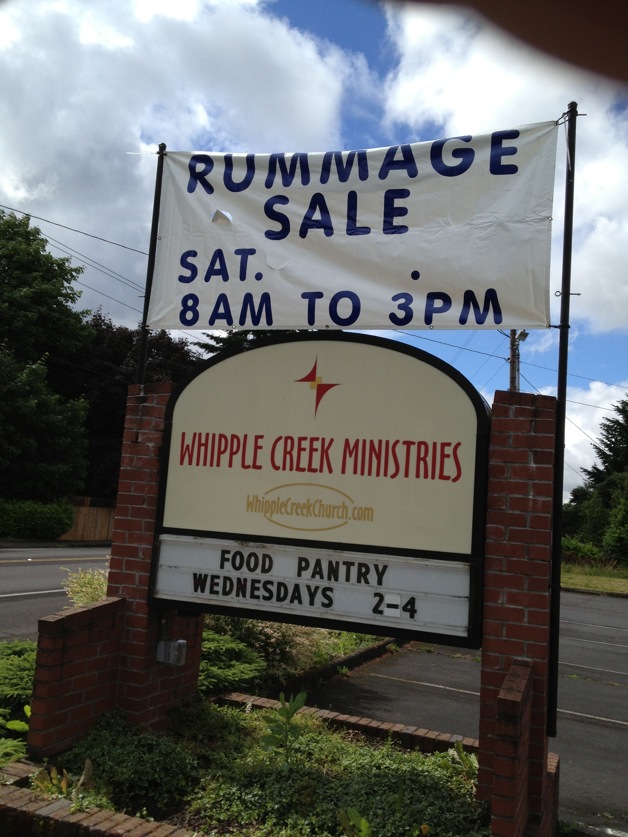 Youth Rummage Sale