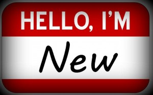 Hello Im New LOGO