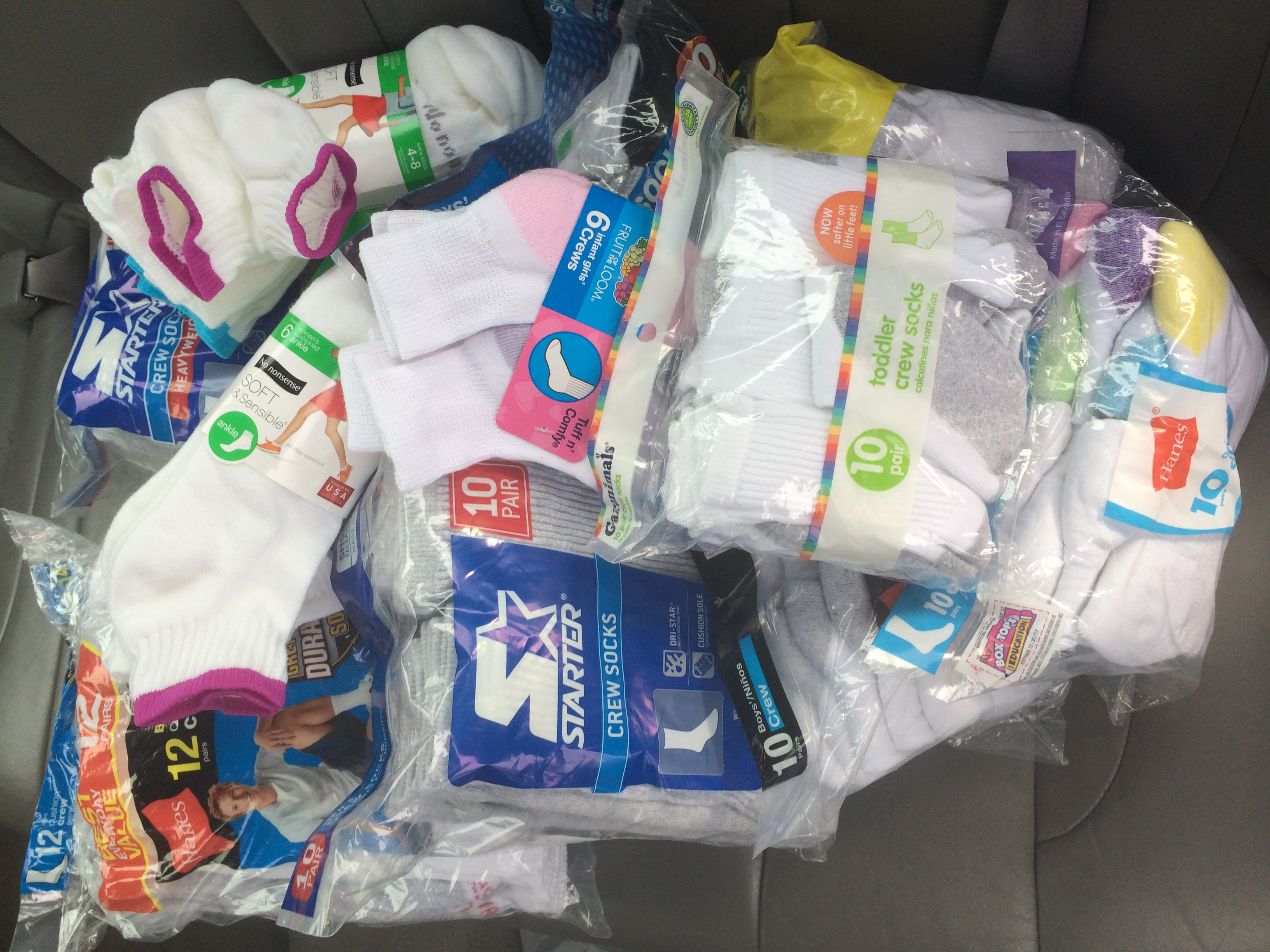 Socks for Northwest Children's Outreach – Why?