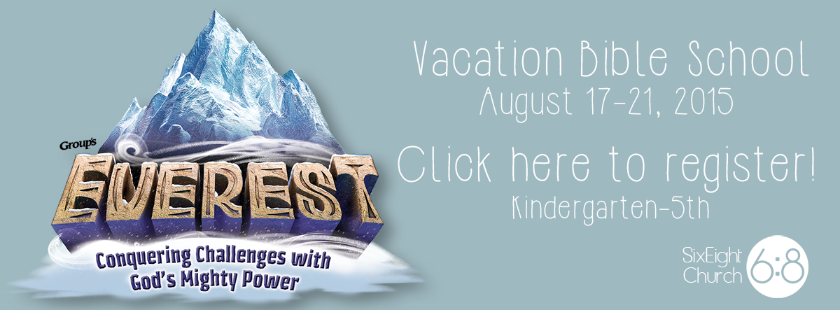 10 Reasons To Bring Kids To Everest VBS