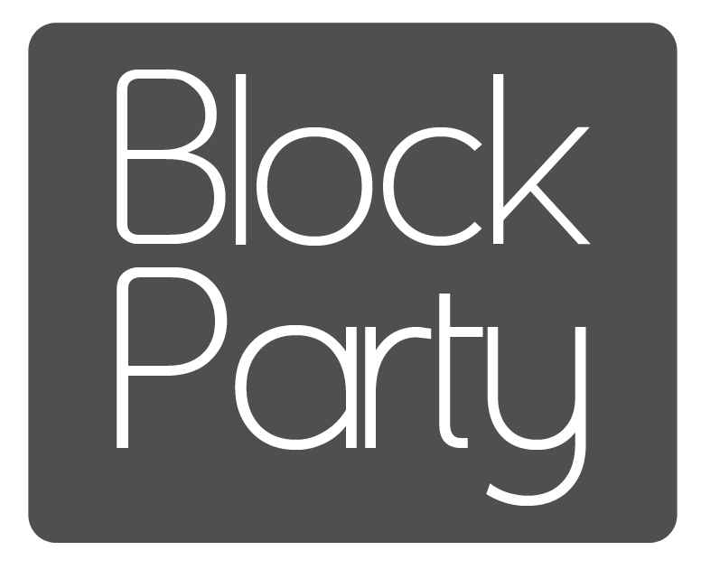 Block Party 2016, Sept. 10th, 11a-3p!