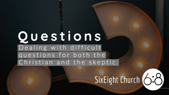 Questions Podcast, Episode 005: The Problem of Sin